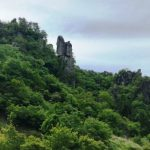【九州パワースポット】奇岩!穴場の温泉!「大分の宇戸の庄」がすごい!孔雀に歓迎された?
