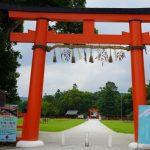 【上賀茂神社】アクセスはバスが楽!地下鉄北山駅からバスが簡単!早い?