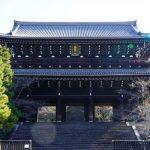 【知恩院】1月の京都は人がいない!静寂な時間が至福。言葉はいらない