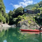 熊野でカヌーで川下り!夏の熊野最高!想像以上のリフレッシュと蘇り⁈