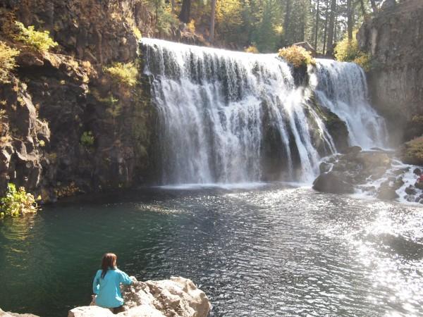 shasta mccloud falls