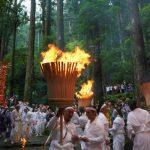 「那智の火祭り」に行ってきました!