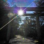 【週記】熊野から伊勢神宮へ!虹の祝福!神秘と奇跡の旅はパワーすごすぎ